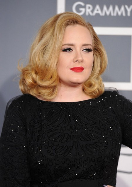 Adele Admits She Is Overweight And Wants To Lose Weight