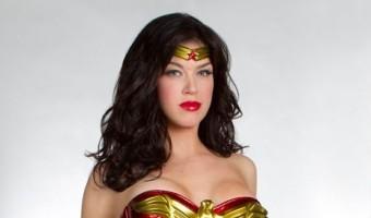 FIRST LOOK! Adrianne Palicki As Wonder Woman