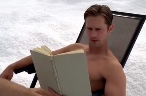 Alexander Skarsgard Full Naked Scene in True Blood Finale An Audition For 50 Shades Of Grey?