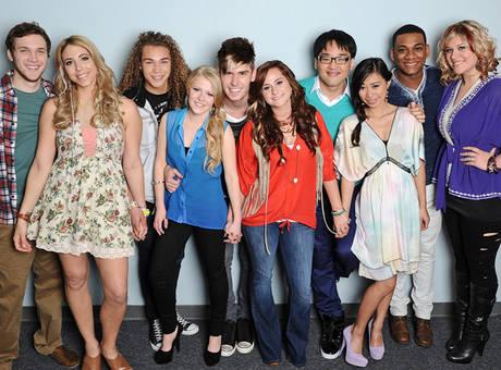 American Idol 2012 Top 10 Performance Videos HERE!