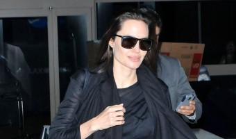 Angelina Jolie Reveals She Had Her Ovaries And Fallopian Tubes Removed in New York Times Diary