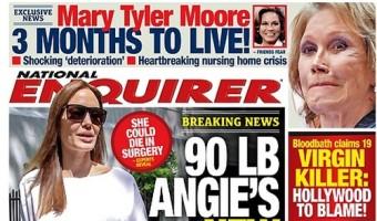 Angelina Jolie Massive Weight Loss Has Brad Pitt Worried About Her Final Surgery