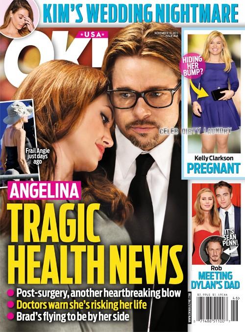 Angelina Jolie Risking Her Life, Brad Pitt Furious And Worried