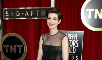 Anne Hathaway Needs To Eat and Get A Stylist (PHOTO)