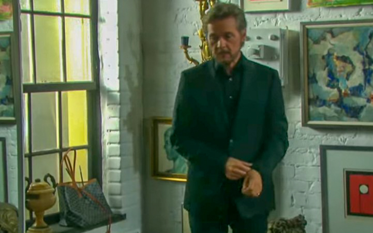 Days Of Our Lives Spoilers Stephen Nichols Admits He Was Shocked To Learning He Was The New Stefano Dimera Hollywood Hiccups