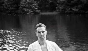 Benedict Cumberbatch' Mr. Darcy Photo