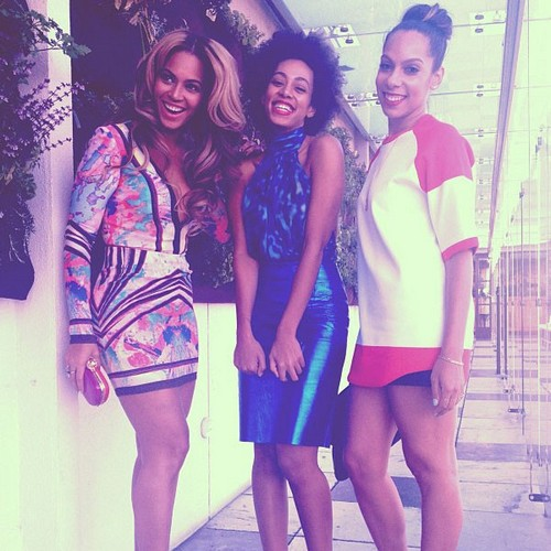 Solange Knowles Deletes Social Media Pictures With Beyonce After Jay-Z Attack