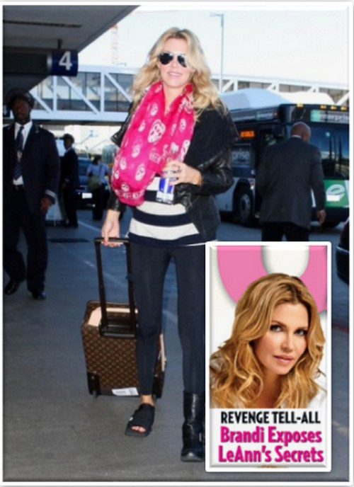 Brandi Glanville Admits to Some Shocking Surgery in Her New Book
