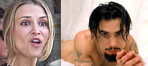 Brooke Mueller and Dave Navarro