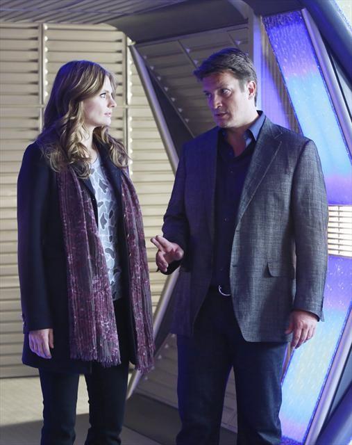 """Castle Recap: Season 5 Episode 6 """"The Final Frontier"""" 11/04/12"""
