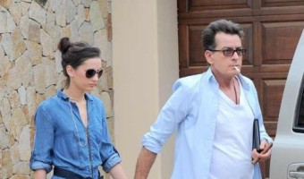 Charlie Sheen In Mexico Partying With Porn Star Lover
