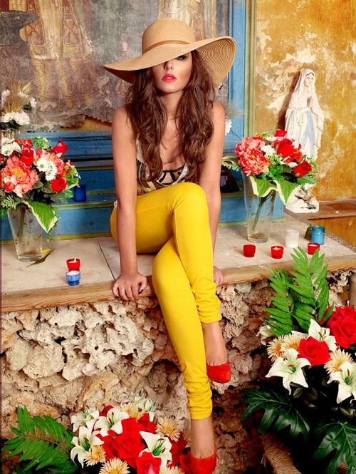 Cheryl Cole – 2012 Calendar Photos 11