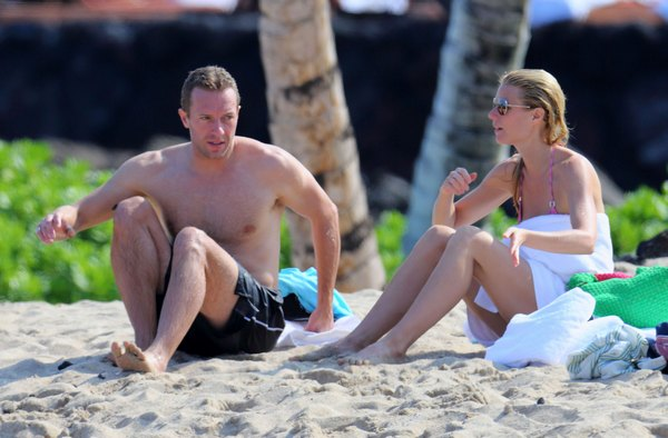 Gwyneth Paltrow & Chris Martin Are Calling It Quits! **FILE PHOTOS***