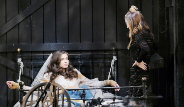 Days Of Our Lives Spoilers: Ben Rescues Ciara From Burning