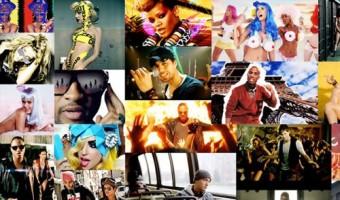 DJ Earworm 'United State of Pop' Billboard Top 25 Mashup – VIDEO