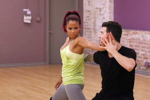 CHRISTINA MILIAN, MARK BALLAS