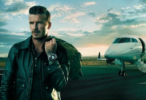 David Beckham's Suave New Breitling Advertisement Campaign (Video)