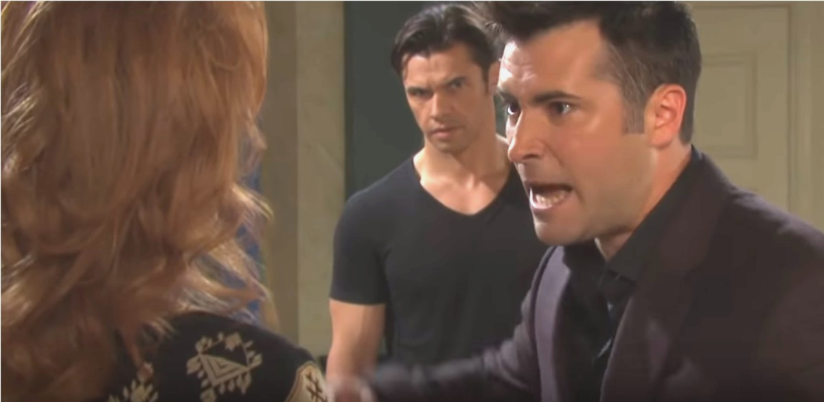 Days Of Our Lives Spoilers Sonny Goes Ballistic When Maggie Confesses Hollywood Hiccups
