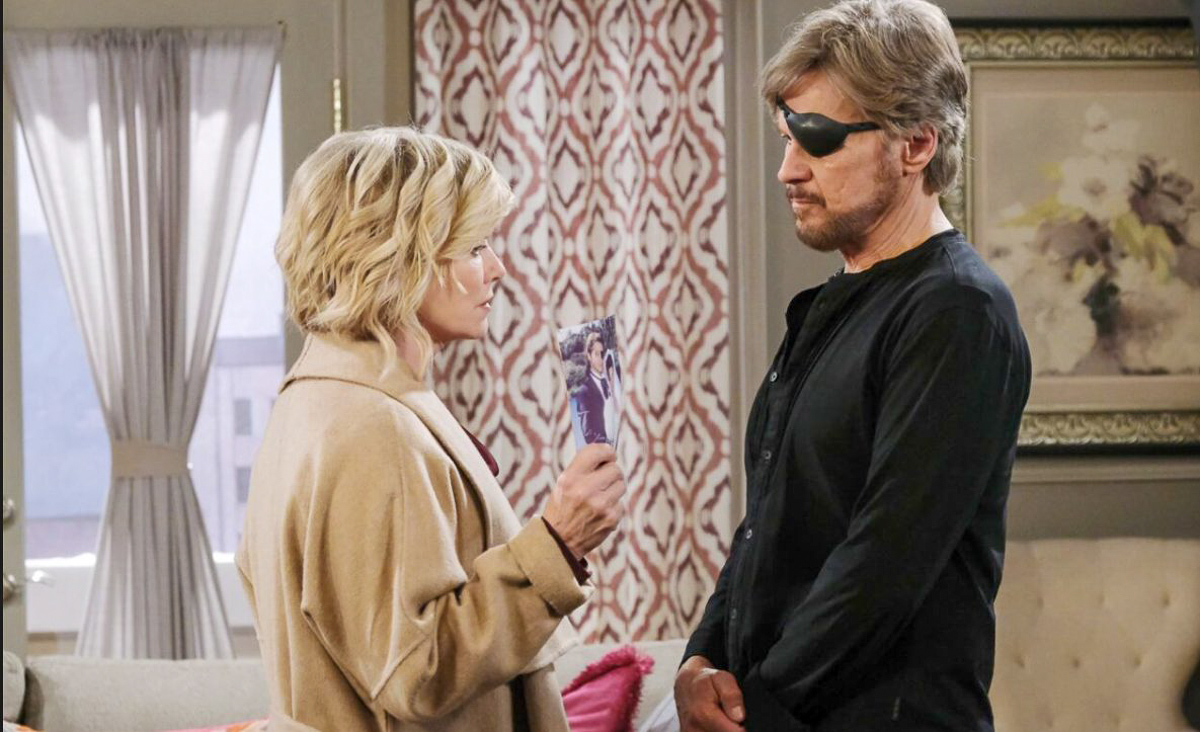 Days Of Our Lives Spoilers Stefano S Future Revealed Fooling Kayla But Pinning For Marlena Hollywood Hiccups