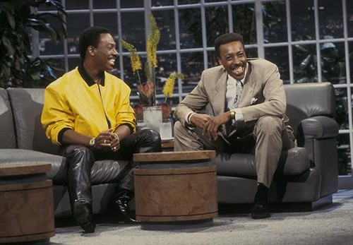 Eddie Murphy Feuding With Arsenio Hall - Report