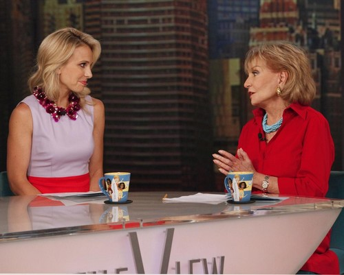 Was Elisabeth Hasselbeck Fired to Make Room For Jenny McCarthy?