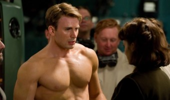 FIRST LOOK! 'Captain America: The First Avenger' Images Bring Film to Life