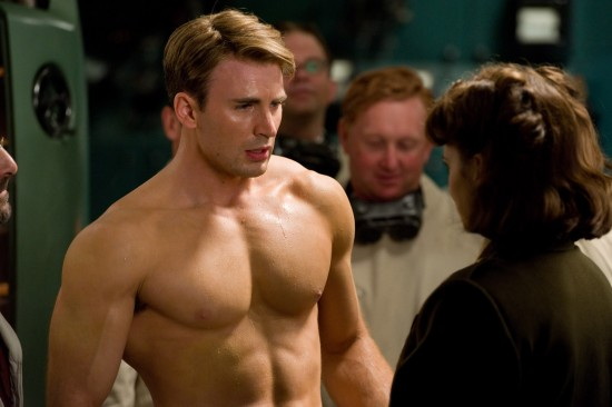 'Captain America: The First Avenger' Movie Photos