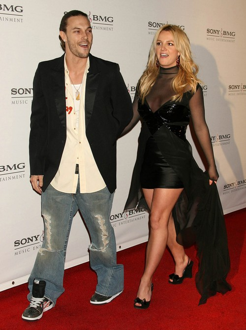 Report: Britney Spears Cheated on Kevin Federline With His Brother and Had A Child With Him