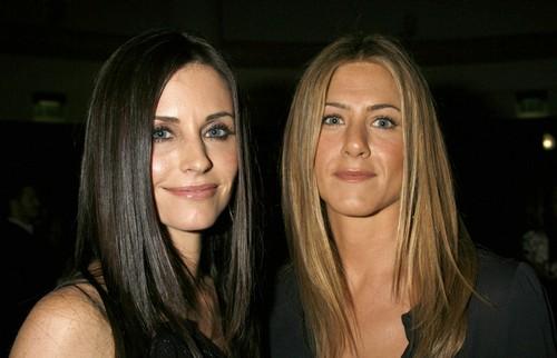 Jennifer Aniston and Courteney Cox Are No Longer Friends