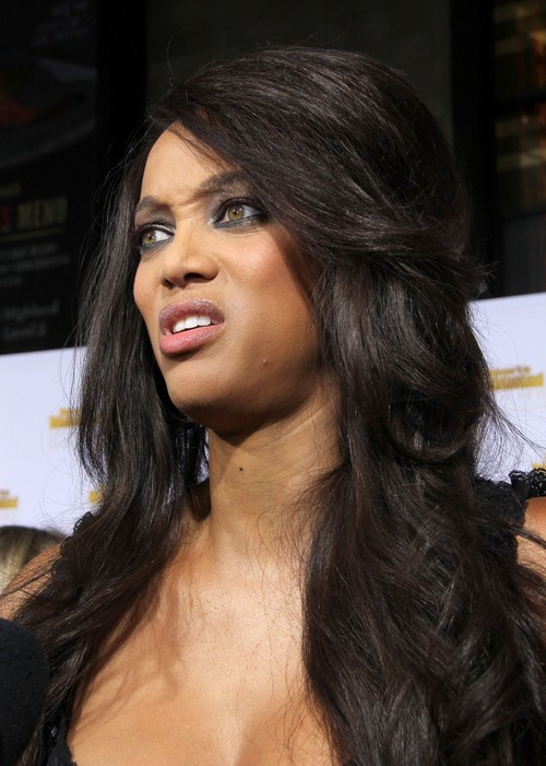 Tyra Banks Upset Former ANTM Contestants Lose Weight To Get Jobs