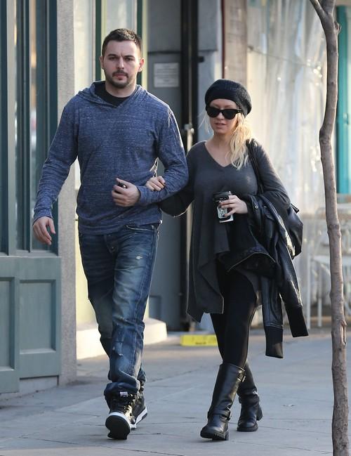 Christina Aguilera Engaged to Matt Rutler