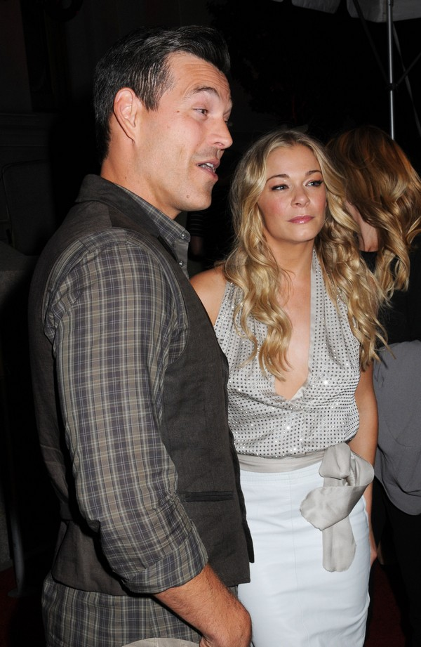 Eddie Cibrian Mortified By LeAnn Rimes On-Camera Behavior in New Reality Show