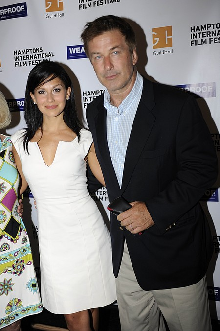 Alec Baldwin's Wife Hilaria Strongly Suggested He Get Off Twitter!