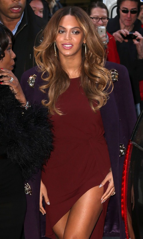 Beyonce Is Not Pregnant, According To Michelle Williams