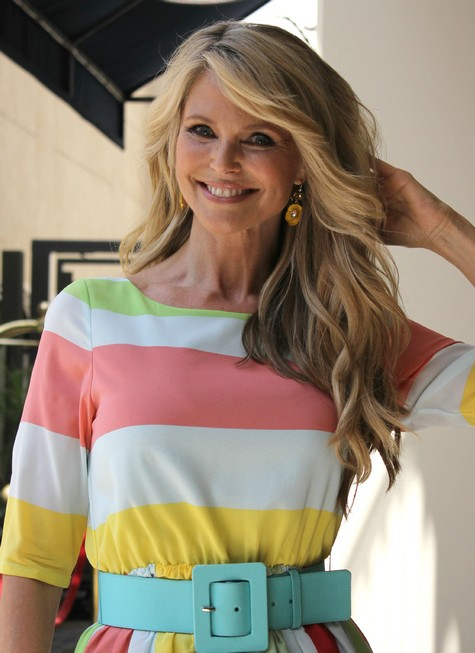 Christie Brinkley Good Genes Or Good Doctors?