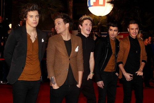 Liam Payne Frightened One Direction Will Split Up