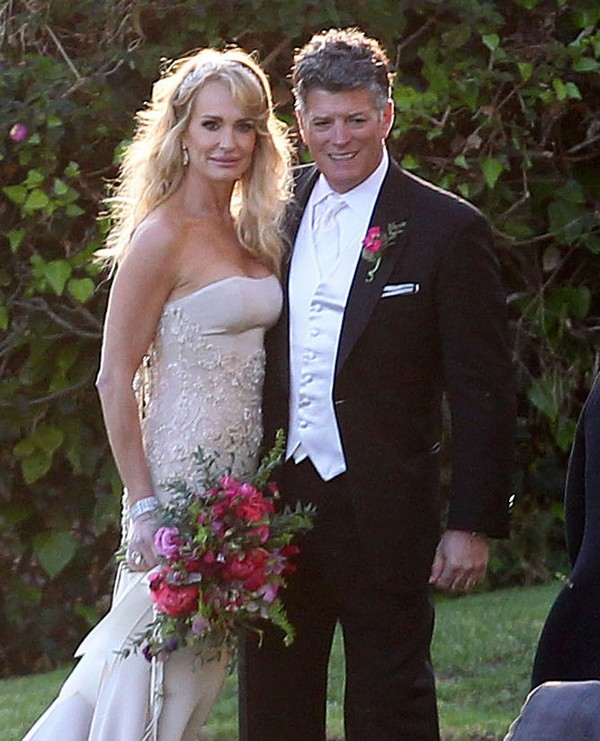Taylor Armstrong and John Bluher Got Married (PHOTOS)