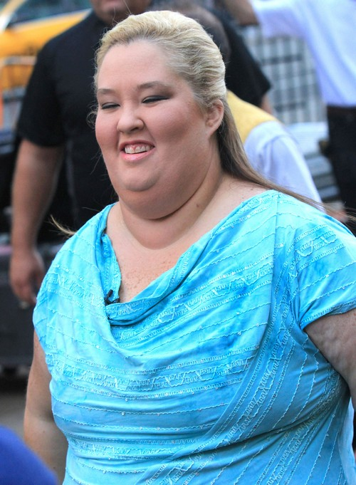 Mama June Shannon Rejects Vivid Sex Tape Idea