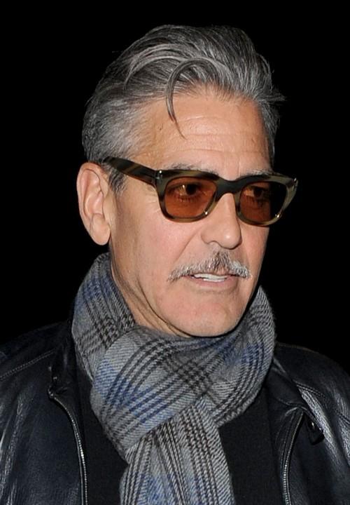George Clooney Denies Ex-Girlfriend Hookup
