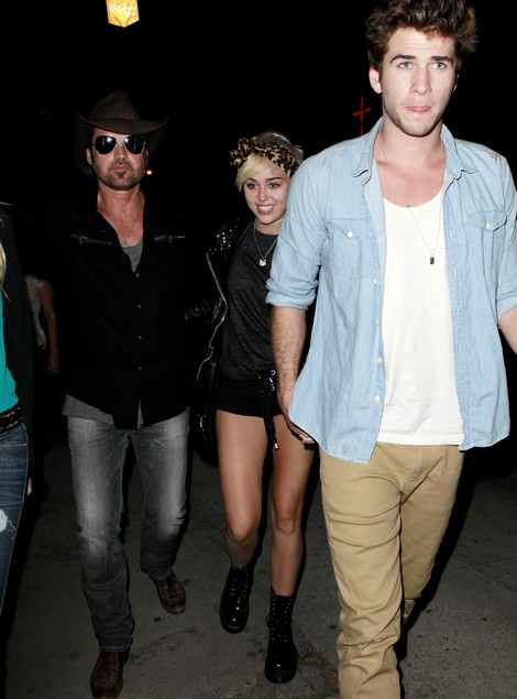 Report: Miley Cyrus Is Pregnant With Liam Hemsworth's Baby