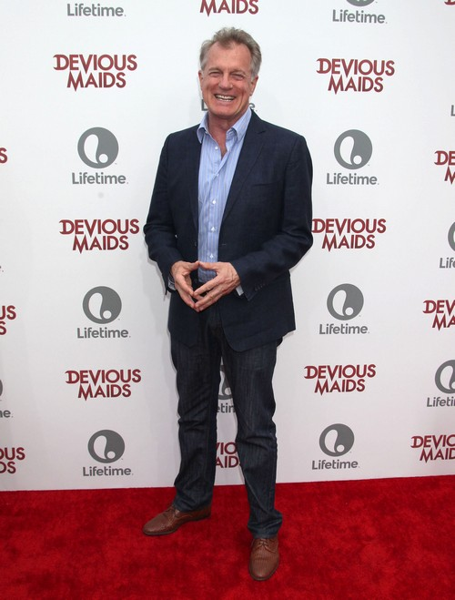 Stephen Collins Says He's Not A Pedophile