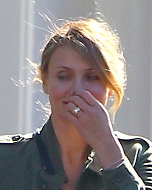 Cameron Diaz And Benji Madden Are Getting Married