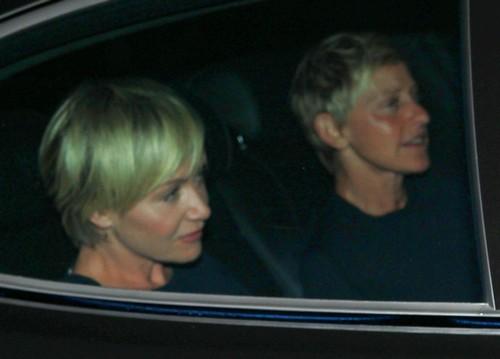 """Ellen DeGeneres Ridicules Pregnant Drew Barrymore: Calls Her """"Fat"""" and Portia de Rossi Freaks"""