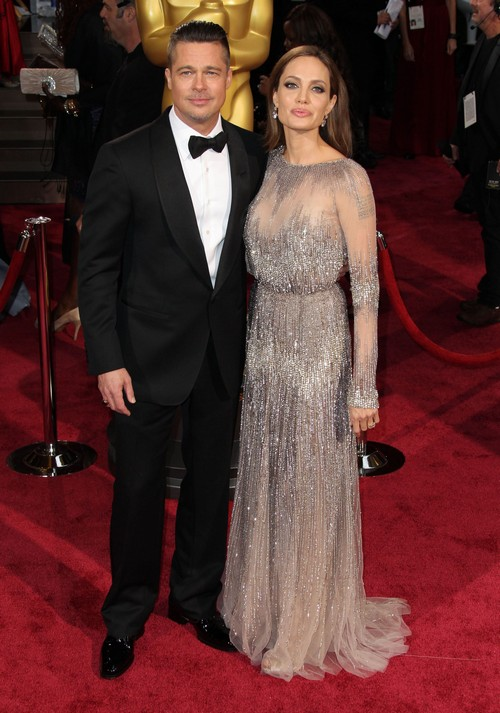 Brad Pitt In A Jealous Rage Over Angelina Jolie's Crush On Oscar Winner And Old Flame Jared Leto