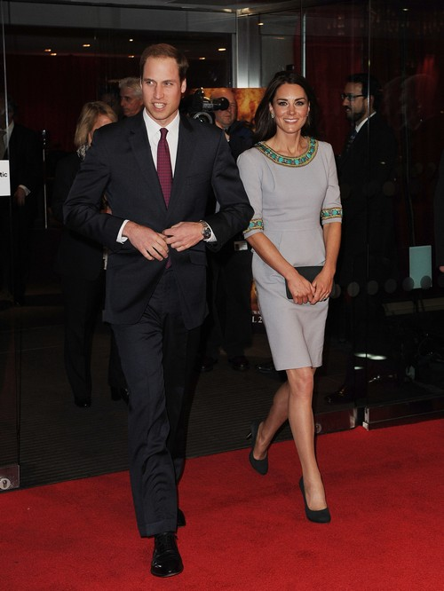 Buckingham Palace/Clarence House Announces Kate Middleton Is Pregnant!