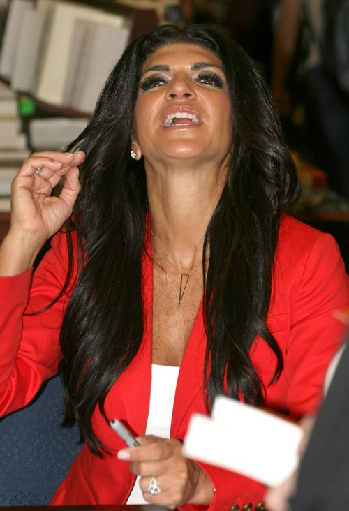 """Teresa Giudice Says Prison Will Not Keep Her Off """"The Real Housewives of New Jersey"""""""