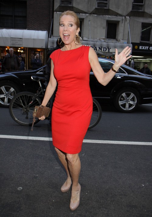 Kathie Lee Gifford Threatens To Leave The Today Show If They Fire Matt Lauer