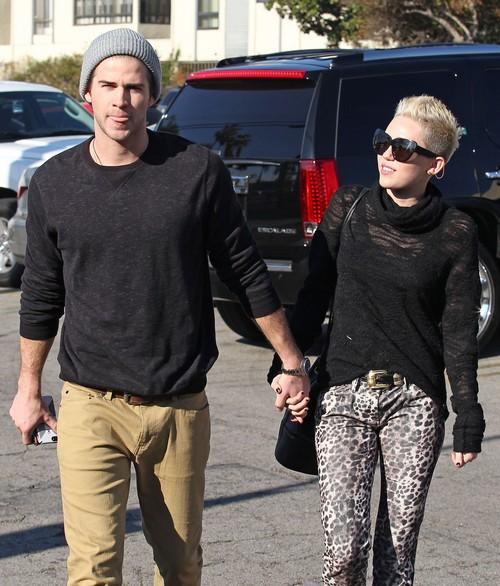 Liam Hemsworth And Miley Cyrus Wedding Put On Hold