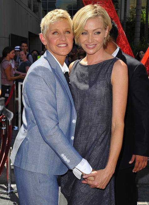 Ellen DeGeneres' Success Is Destroying Her Marriage To Portia de Rossi
