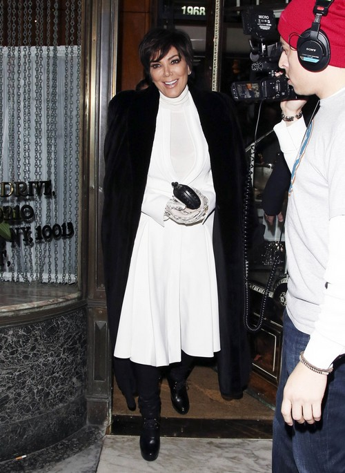 Kris Jenner Is A Diva; Who Knew?